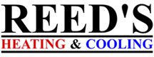 Reed's Heating Logo