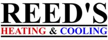 Reed's Heating Logo